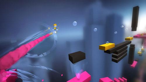 لعبة Chameleon Run تحدي السرعة والألوان