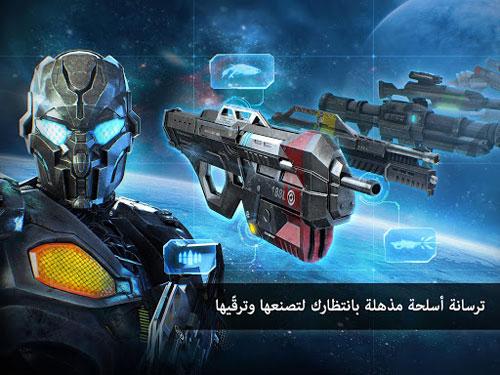 لعبة N.O.V.A. Legacy الحربية وصلت أخيرا لمتجر جوجل بلاي