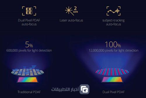 كاميرا Asus Zenfone 3 Zoom : تركيز تلقائي فائق السرعة