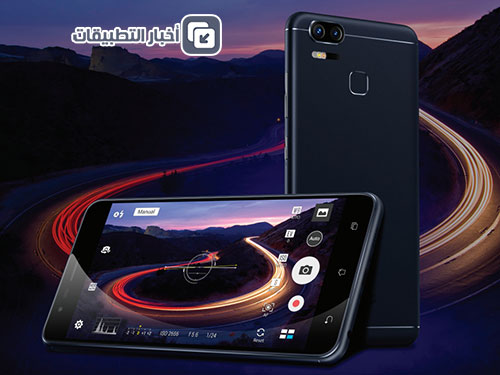 كاميرا Asus Zenfone 3 Zoom توفر ميزة التحكم اليدوي في الإعدادات