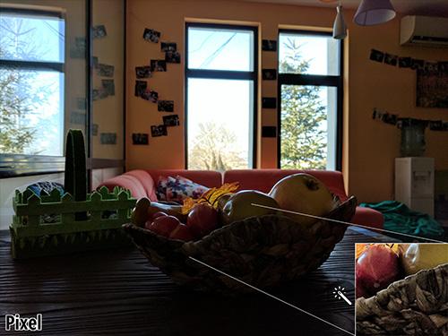 Google Pixel Camera - HDR Mode