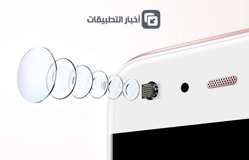 هواتف Huawei P10 و Huawei P10 Plus - الكاميرا الأمامية