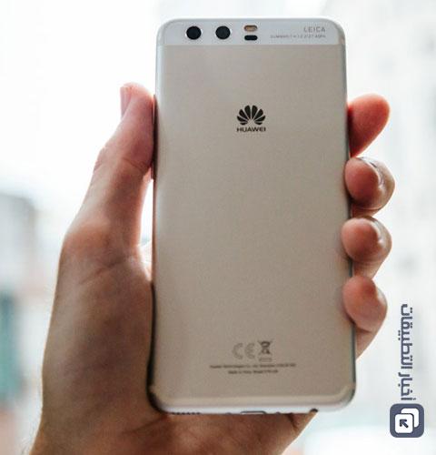 هواتف Huawei P10 و Huawei P10 Plus - البطارية