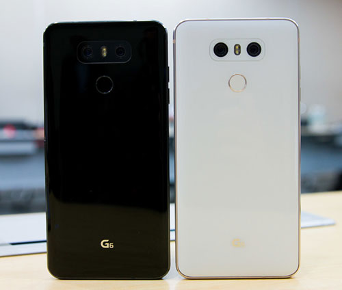 هاتف LG G6 : السعر