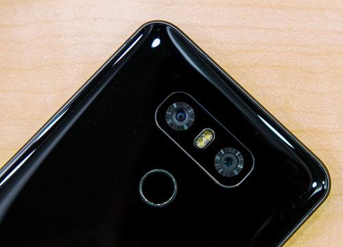 مميزات هاتف LG G6 : الكاميرا