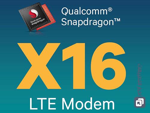 معالج Qualcomm Snapdragon 835 : دعم شبكات الاتصال بسرعات عالية