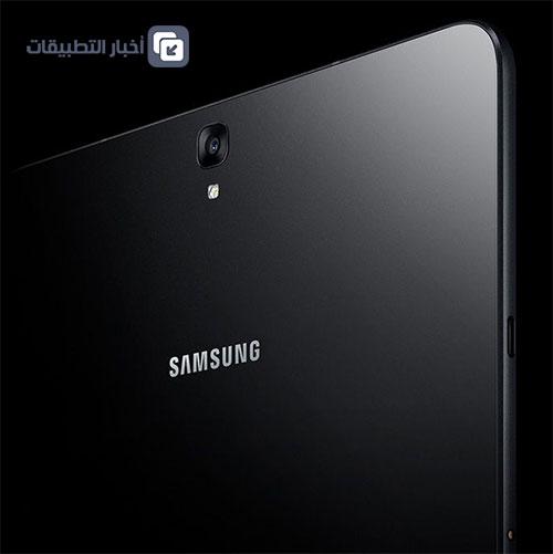 Samsung Galaxy Tab S3 - التصميم .. أول جهاز أندرويد لوحي بتصميم زجاجي !