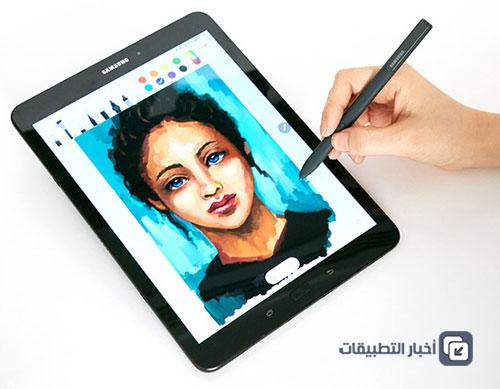 Samsung Galaxy Tab S3 - المواصفات الفنية