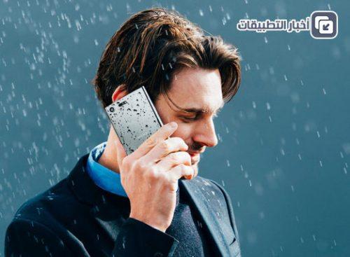هاتف Sony Xperia XZ Premium مقاوم للماء و الأتربة