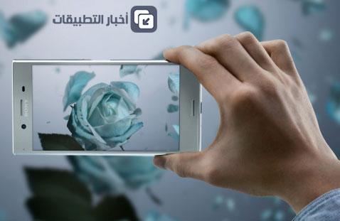 هاتف Sony Xperia XZ Premium : الكاميرا