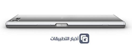 هاتف Sony Xperia XZ Premium - مستشعر البصمات مدمج في زر التشغيل