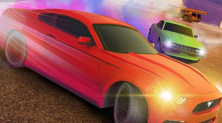 لعبة غيار عكسي - تحدي سيارات درفت أونلاين باحترافية - عربية جماعية ومجانية !