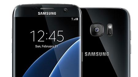 اختيار هاتف جالكسي S7 ادج كأحسن هاتف ذكي خلال مؤتمر MWC 2017