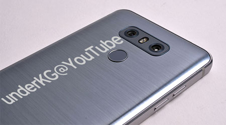 Photo of تسريب صور جديدة واضحة لهاتف LG G6 – ما رأيكم به ؟