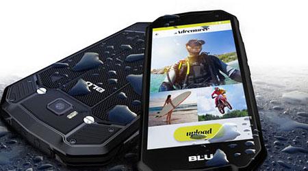 تعرفوا على Blu Tank Xtreme 5.0 - هاتف ذكي مخصص للاستخدامات القاسية !
