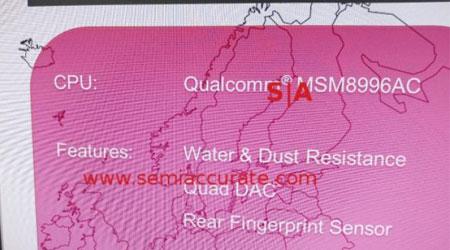 Photo of خبر سيء – هاتف LG G6 سيأتي مع معالج كوالكم Snapdragon 821 فقط !