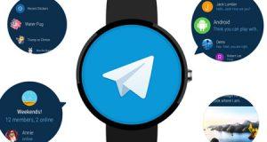 إطلاق نسخة تيليغرام لنظام الأندرويد وير 2.0 للساعات الذكية