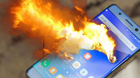 صورة ماذا ستفعل سامسونج كي لا تنفجر هواتفها مجدداً ؟!