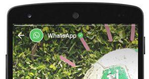 تطبيق واتس آب يضيف ميزة تحديث الحالة كما في تطبيق سناب شات