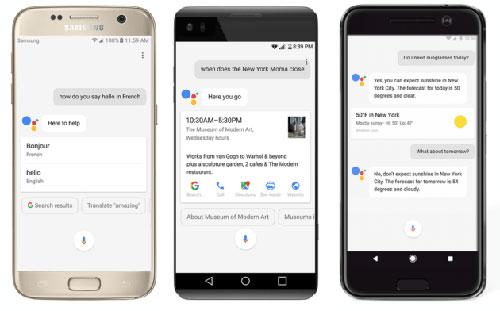 مساعد جوجل Google Assistant يصل لأجهزة الأندرويد