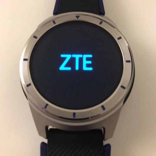 صور حقيقية – شركة ZTE ستطلق ساعة Quartz بنظام أندرويد 2.0