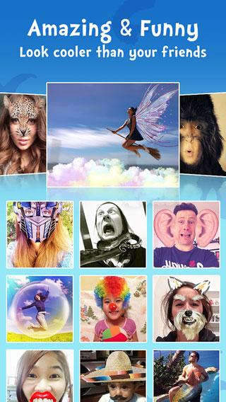 تطبيق Epica Pro لإضافة مؤثرات على صورك