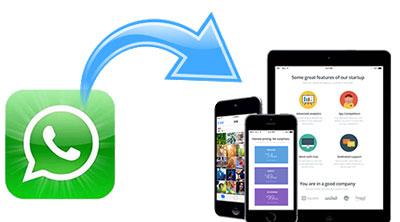 برنامج iMyFone iPhone WhatsApp Recovery لاسترجاع رسائل واتس آب المحذوفة