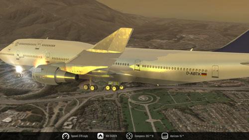 تخفيض على لعبة Flight Unlimited 2K16