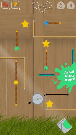 لعبة AcroSplat لمحبي الألغاز - ألوان وتحديات كثيرة في انتظارك