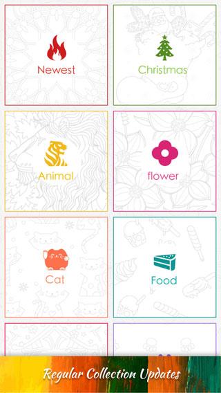 تطبيق Coloring Owl لتصميم غلاف هاتفك أو كوبك المفضل أو قميصك - مميز