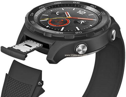 دعم LTE في ساعة Huawei Watch 2