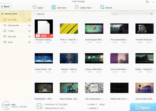 برنامج WinX MediaTrans لنقل مقاطع الفيديو المحمية للأيفون