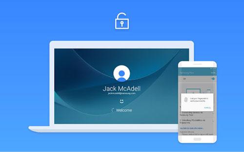 تطبيق Samsung Flow لفتح قفل حاسوبك والحصول على الإشعارات
