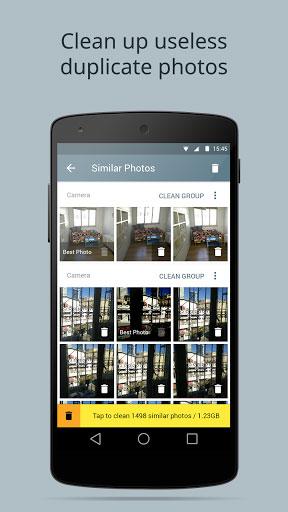 تطبيق Gallery Doctor لتنظيف جهازك من الصور الزائدة