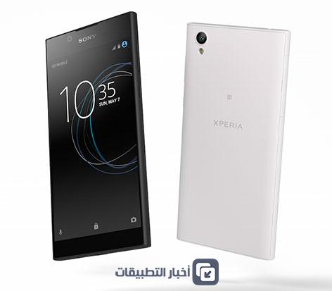 الإعلان رسمياً عن هاتف Sony Xperia L1 بمواصفات متوسطة !