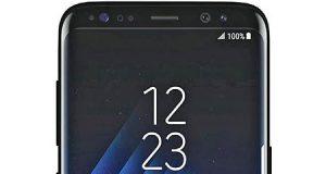 هاتف جالكسي S8 لن يحمل تقنية البصمة تحت الشاشة