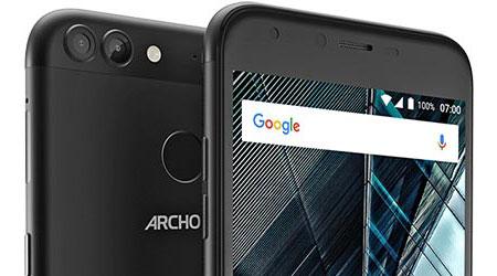 الإعلان رسميا عن هاتف Archos 55 Graphite بكاميرا مزدوجة