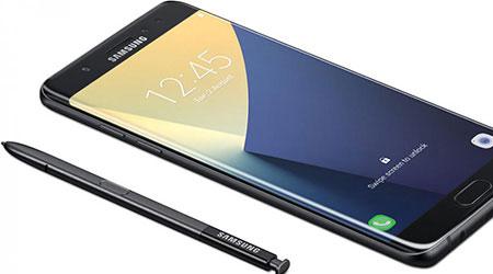 رسمياً - هاتف جالكسي نوت 7 يعود مجدداً للحياة !