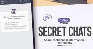 تطبيق الدردشة Viber يواصل التحدي ويوفر مزايا إضافية