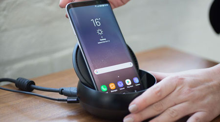 ما هي منصة سامسونج DeX ؟ حول جهاز جالاكسي S8 إلى حاسوب