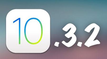 مرة أخرى - آبل تطلق الإصدار iOS 10.3.2 للمطورين - ما هو الجديد ؟