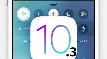 5 أسباب تدفعك للتحديث إلى iOS 10.3 وسبب واحد يمنعك - تعرف عليها !