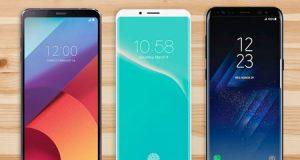 صور تخيلية - الأيفون 8 ضد جالاكسي S8 و LG 6 - ما رأيكم ؟