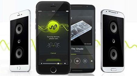 صورة تطبيق AmpMe – حوّل أجهزتك و أجهزة أصدقائك إلى مكبرات صوت صاخبة !