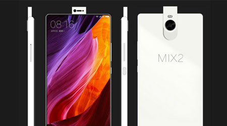 شياومي تعمل على تطوير هاتف Mi Mix 2 بشاشة كاملة