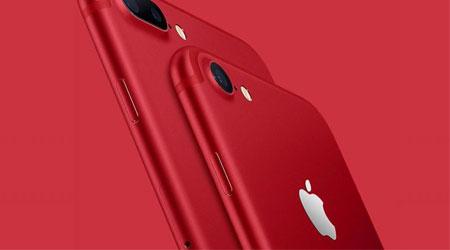 تعرف على الأيفون 7 باللون الأحمر ومنتجات الربيع التي اطلقتها ابل !