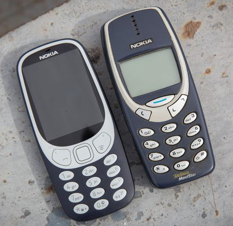 نوكيا 3310 القديم VS نوكيا 3310 الجديد !