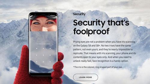 مميزات الكاميرا في هواتف جالكسي S8 و جالكسي S8 بلس ، شاهد الصور !