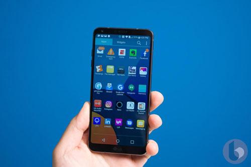 شركة LG تخطط لإطلاق نسخة G6 Mini قريبا بمقاس أصغر