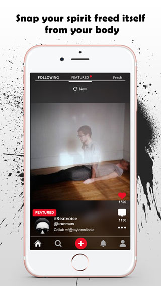 لمحبي الابداع – تطبيق Ghost Lens 2 لمونتاج فيديو مرعب للمزاح مع الأصدقاء